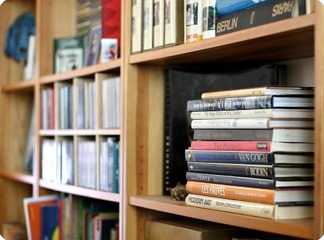 knihy o umení
